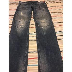 Men True Religion Rocco Motto Jeans